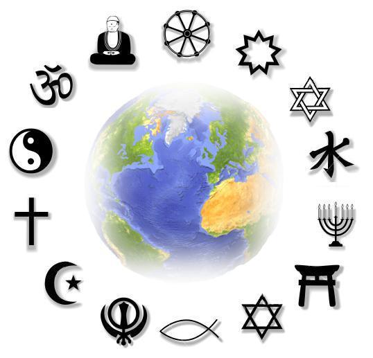 religions_earth