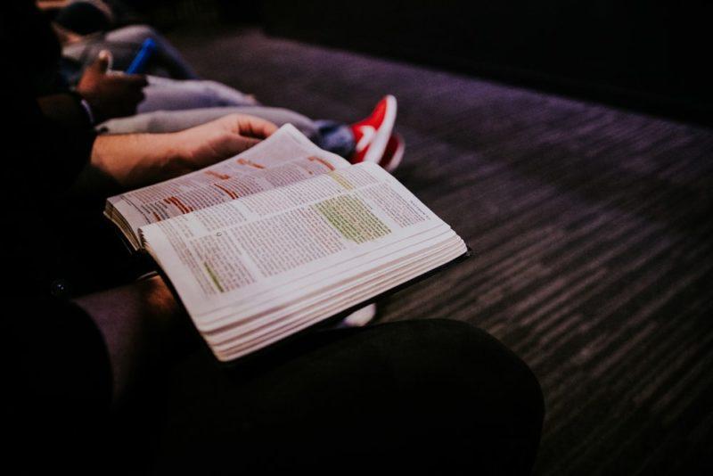 piano di lettura bibbia
